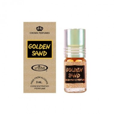 "Parfum Al Rehab ""Golden Sand"" mixte - 3ml"