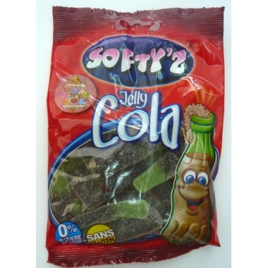 Bonbons halal - Cola - Softy'z - 100gr