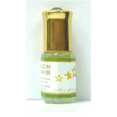 "Parfum Musc d'or ""Golden Stars"""