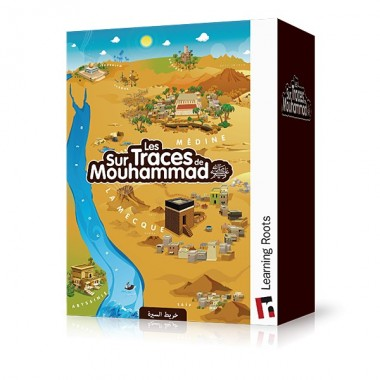 Puzzle - Sur les Traces de Mouhammad - Learning Roots